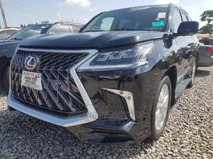 Lexus LX 2010 570 Black | Cars for sale in Ondo State, Akure