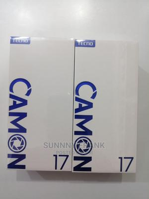 New Tecno Camon 17 128 GB Black | Mobile Phones for sale in Abuja (FCT) State, Wuse 2