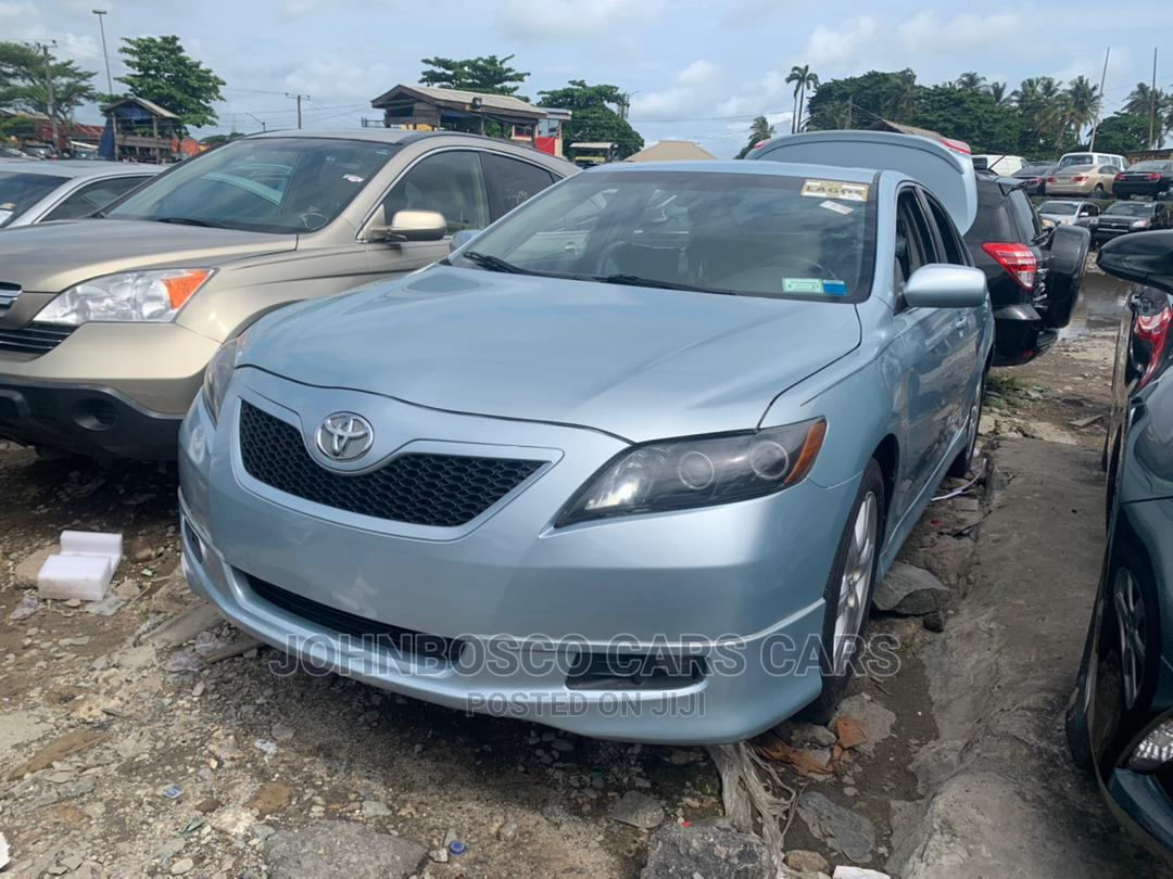 Toyota Camry 2008 Other