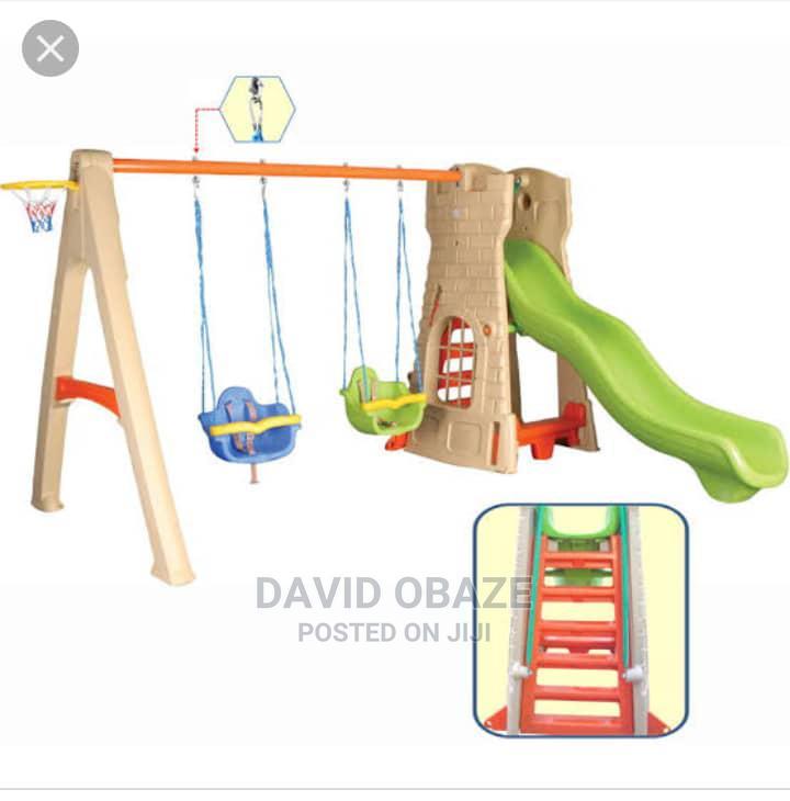Giant Playground Equipment