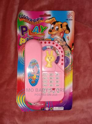 Musical Toy Phone | Toys for sale in Lagos State, Alimosho