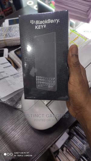 New BlackBerry KEY2 LE 32 GB Black | Mobile Phones for sale in Lagos State, Ikeja