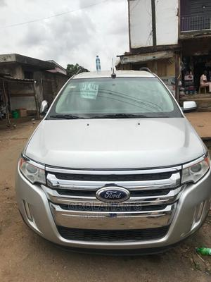 Ford Edge 2013 SE 4dr AWD (3.5L 6cyl 6A) Silver   Cars for sale in Lagos State, Abule Egba