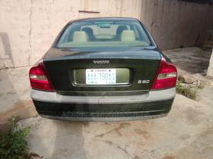 Volvo S80 2001 D5 Automatic Green | Cars for sale in Lagos State, Ikorodu