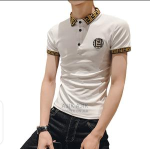 T-Shirt Men Versac 2021 New Men's Clothing | Clothing for sale in Oyo State, Ibadan