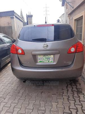 Nissan Rogue 2009 S AWD Gray | Cars for sale in Lagos State, Abule Egba