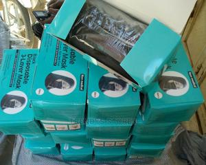 Black Face Mask   Safetywear & Equipment for sale in Abuja (FCT) State, Asokoro