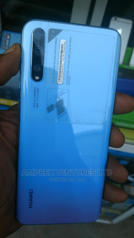 Huawei Y8p 128 GB Blue
