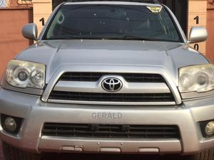 Toyota 4-Runner 2006 Limited 4x4 V6 Silver | Cars for sale in Lagos State, Surulere