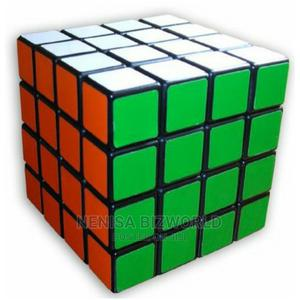Colourful Rubik's Cube Puzzle Game for Kids   Books & Games for sale in Lagos State, Kosofe