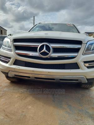 Mercedes-Benz GL Class 2014 White   Cars for sale in Lagos State, Ikeja