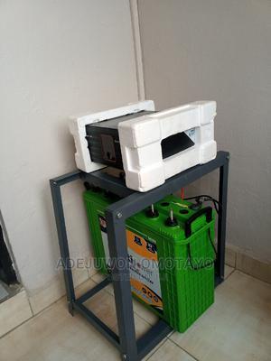Complete Installation Of 1kva Inverter   Solar Energy for sale in Lagos State, Shomolu