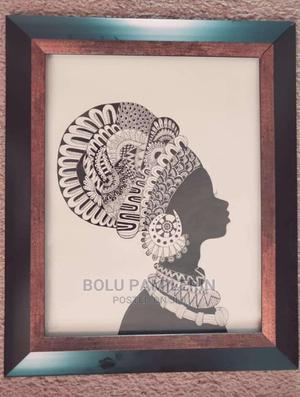A Art Work Print of a Woman | Arts & Crafts for sale in Lagos State, Ikeja