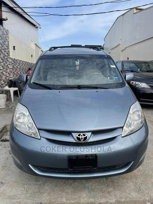 Toyota Sienna 2007 XLE Limited 4WD Blue | Cars for sale in Lagos State, Surulere