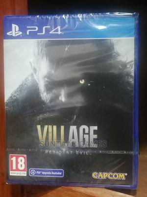 Resident Evil Village - Xbox Series Ps4 Standard Edition | Video Games for sale in Lagos State, Lagos Island (Eko)