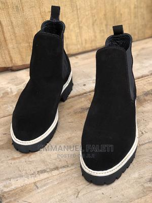 Suede Chealsea Boot | Shoes for sale in Lagos State, Mushin