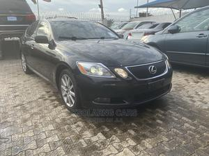 Lexus GS 2008 350 AWD Black | Cars for sale in Lagos State, Ikeja