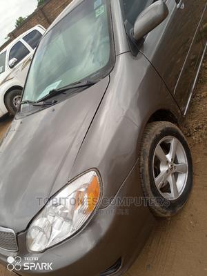 Toyota Corolla 2004 Gray | Cars for sale in Abuja (FCT) State, Gudu