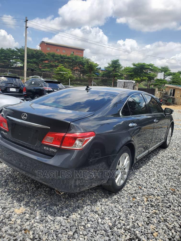 Lexus ES 2010 350 Gray   Cars for sale in Gbagada, Lagos State, Nigeria