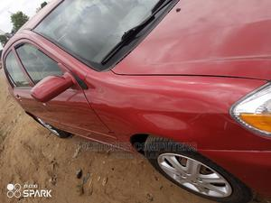 Toyota Corolla 2004 Red | Cars for sale in Abuja (FCT) State, Apo District