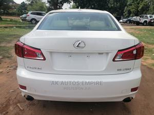 Lexus IS 2010 250 AWD Automatic White   Cars for sale in Abuja (FCT) State, Jabi
