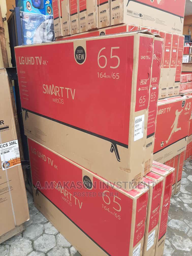 Original LG Smart TV 65 Inches