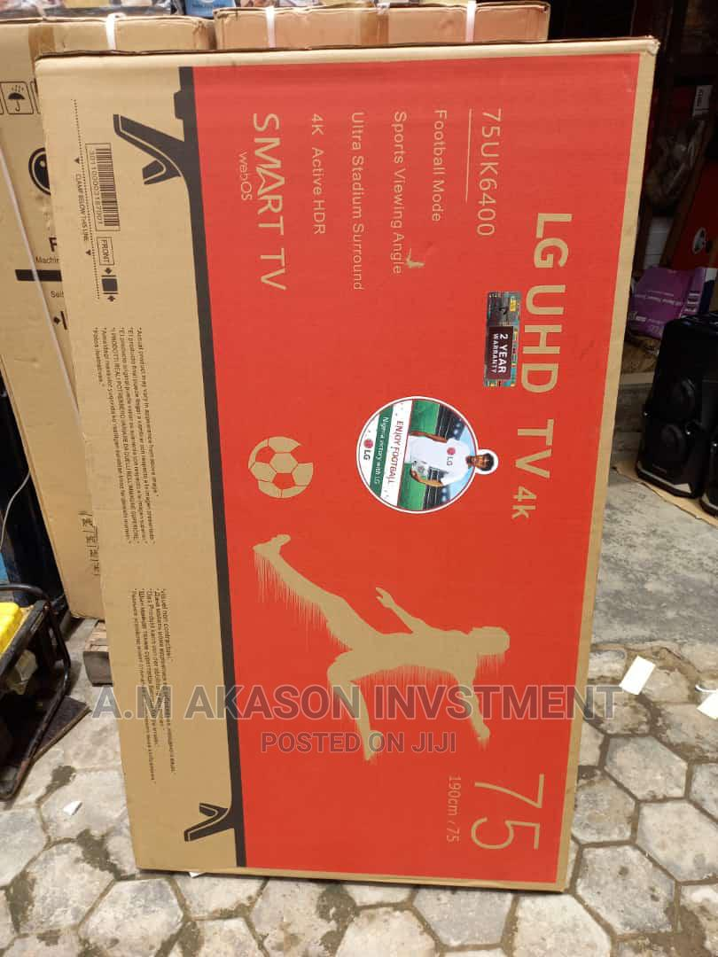 Original LG Smart TV 65 Inches | TV & DVD Equipment for sale in Ajah, Lagos State, Nigeria