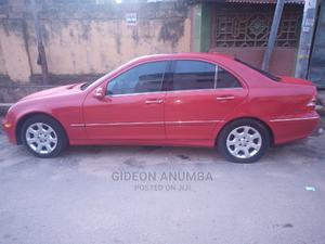 Mercedes-Benz C280 2006 Red | Cars for sale in Lagos State, Ikeja