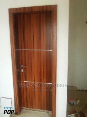Internal HDF Doors | Doors for sale in Lagos State, Agege