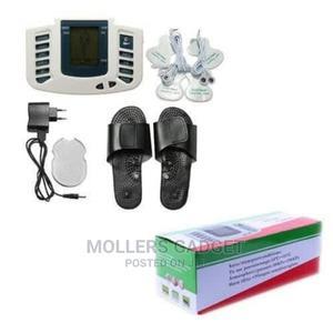 Massager Plus Slippers Full Body Massage   Sports Equipment for sale in Lagos State, Ikeja