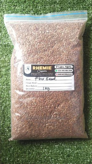 Flaxseed Helps Reduce Cholesterol   Vitamins & Supplements for sale in Lagos State, Ifako-Ijaiye