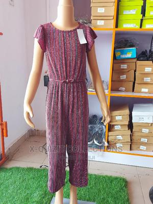 Toddler Girl Glittery Jumpsuit | Children's Clothing for sale in Lagos State, Surulere