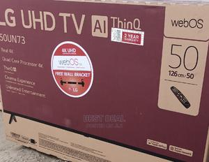 """LG Uhd 4K TV 50""""Inch Webos Smart Thinq Ai With(Magic Remote) 