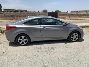 Hyundai Elantra 2013 Gray   Cars for sale in Kano State, Kano Municipal