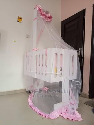 Baby's Bed With Accessories   Children's Furniture for sale in Abuja (FCT) State, Lugbe District