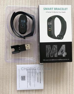 M4 Smart Bracelet Blueetooth Watch | Smart Watches & Trackers for sale in Rivers State, Port-Harcourt