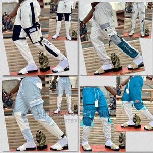 Classic Cargo Pants Trouser   Clothing for sale in Lagos State, Lagos Island (Eko)