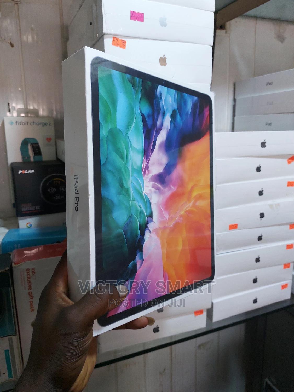 Archive: New Apple iPad Pro 12.9 (2020) 512 GB Gray