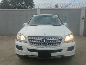 Mercedes-Benz M Class 2007 ML 350 4Matic Pearl   Cars for sale in Lagos State, Yaba