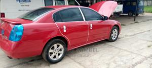 Nissan Altima 2005 2.5 Red   Cars for sale in Oyo State, Akinyele