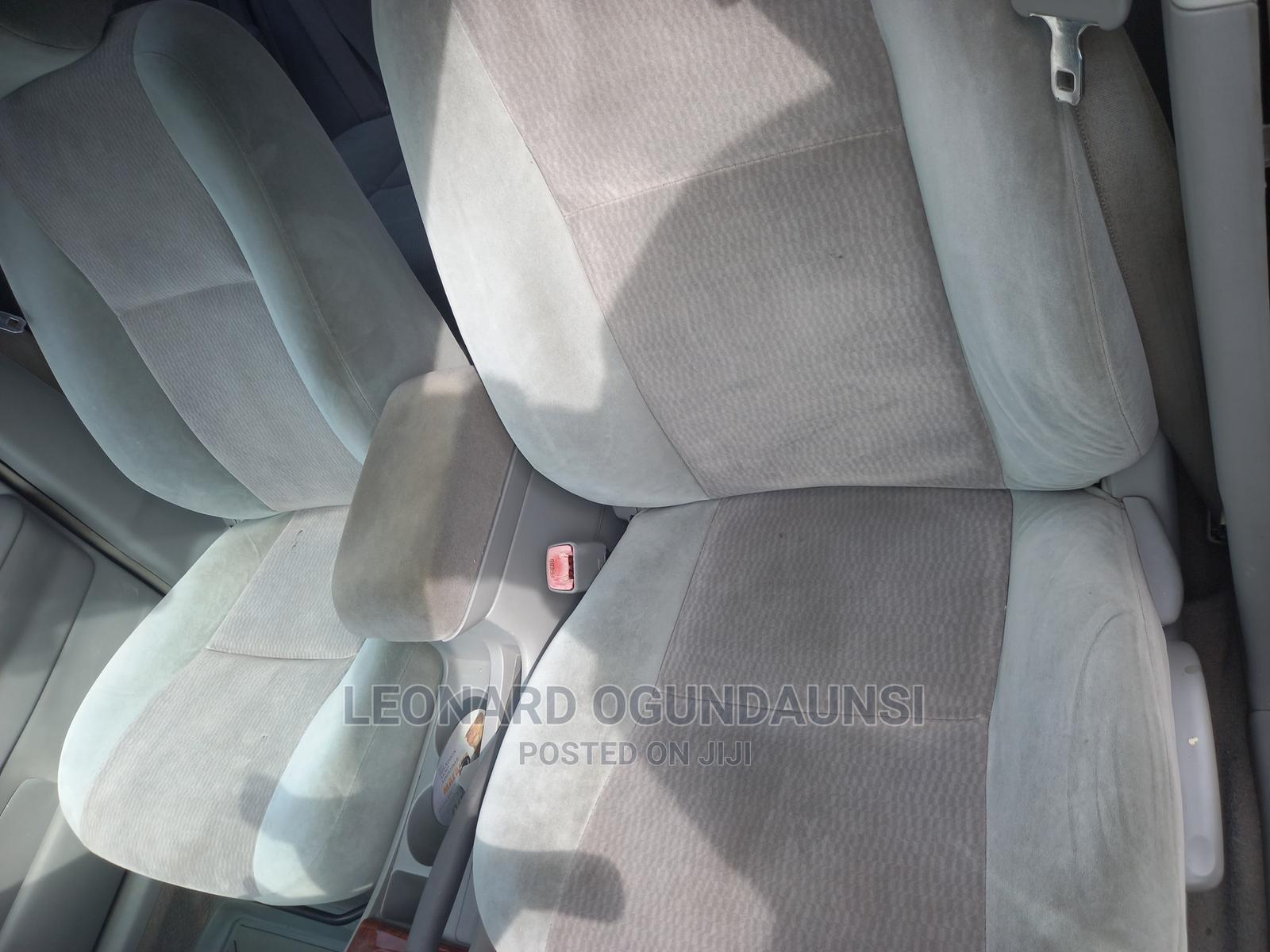 Archive: Toyota Corolla 2007 Silver