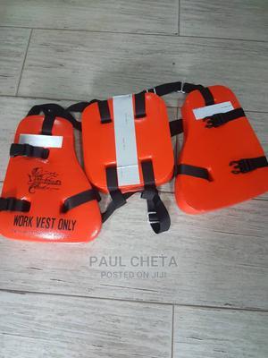 Work Vest Life Jacket   Safetywear & Equipment for sale in Lagos State, Lagos Island (Eko)