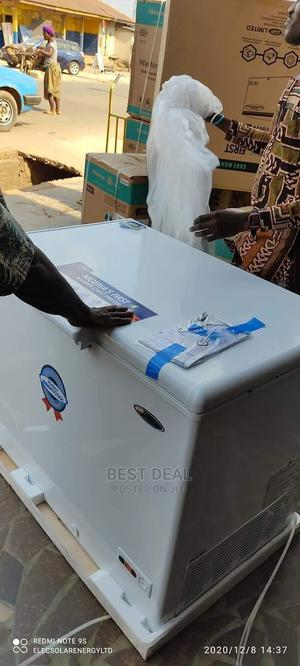 Haier Thermocool Chest Freezer Htf-200h-White,Energy Saving   Kitchen Appliances for sale in Lagos State, Ojo