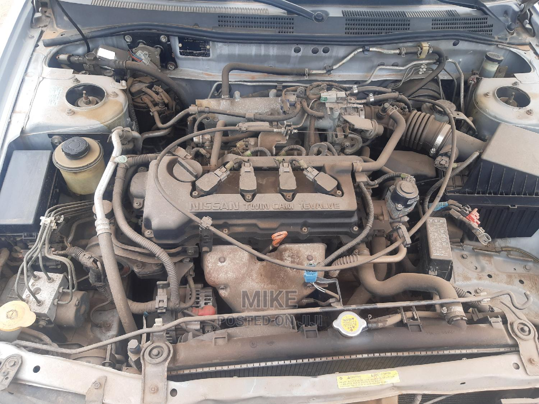 Archive: Nissan Primera 2003 Silver