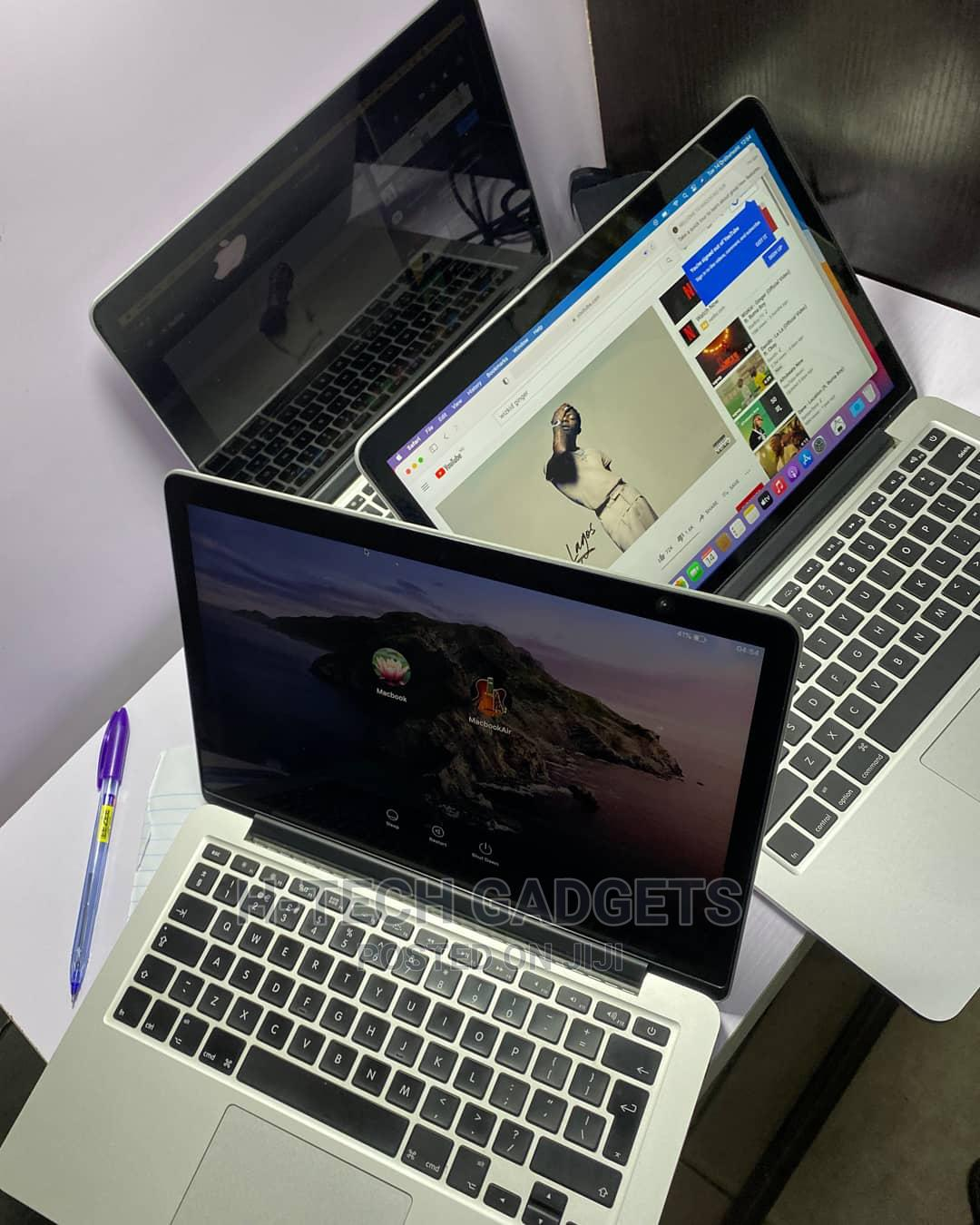 Laptop Apple MacBook 2015 8GB Intel Core I5 SSD 256GB | Laptops & Computers for sale in Ikeja, Lagos State, Nigeria