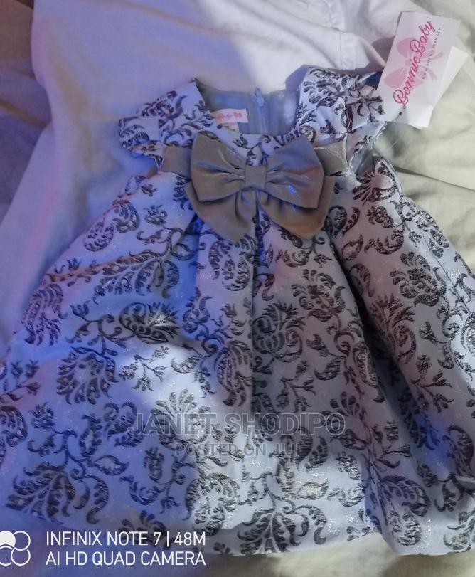 Bonnie Baby Gown