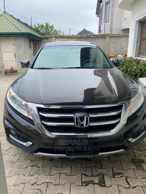 Honda Accord Crosstour 2014 EX-L W/Navigation Black | Cars for sale in Lagos State, Lekki