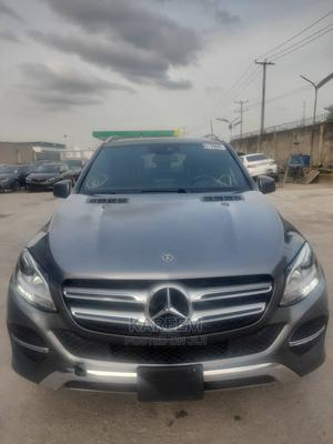 Mercedes-Benz GLE-Class 2017 Gray | Cars for sale in Lagos State, Gbagada