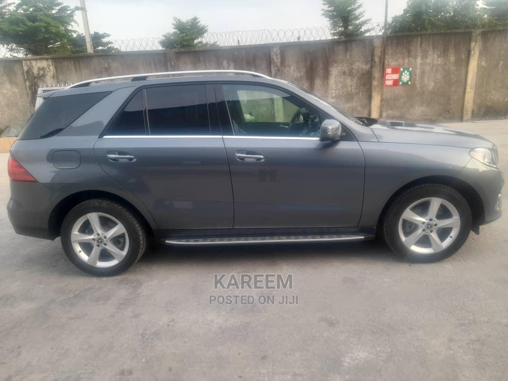 Mercedes-Benz GLE-Class 2017 Gray   Cars for sale in Gbagada, Lagos State, Nigeria