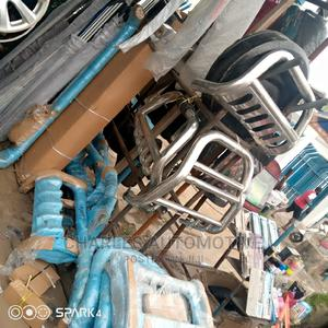 Guard and Step for Jeep | Vehicle Parts & Accessories for sale in Lagos State, Mushin